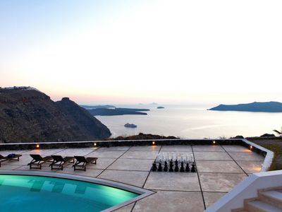 Photo for Periscope Villa, Santorini