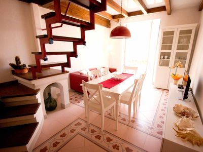 Photo for Holiday apartment Tropea for 2 - 6 persons with 2 bedrooms - Holiday apartment in a villa