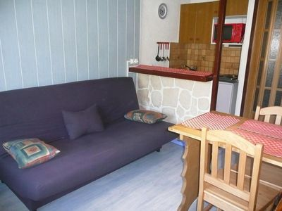 Photo for Wifi, 150m from resort center, 6th floor, tv, 21m², Vars