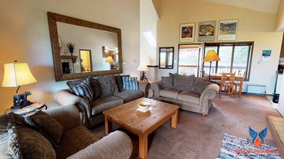 Photo for Close to Slopes; Views; Fireplace! Ski Run C7
