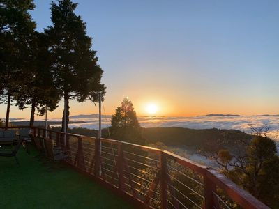 Photo for Luxury Home -Spectacular Views with Sunrise!Great place for yoga and meditation!