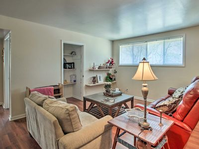 Photo for NEW-Music Row Apt w/ Shared Fire Pit & Walkability