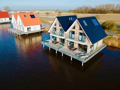 Photo for ☼ Stilt house on the Harle ☼ Unique living! Seeperle Harlesiel - House 8b