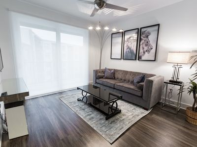 Photo for STUNNING BeltLine 1bd with POOL View - O4W/ Inman Park