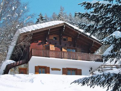 Photo for Vacation home Chalet l'Hotah (VAZ170) in Veysonnaz - 10 persons, 4 bedrooms
