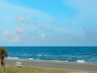Photo for WOW Beautiful Gulf View from Den and Balcony! Pet friendly, 3 Pools & Hot Tub!