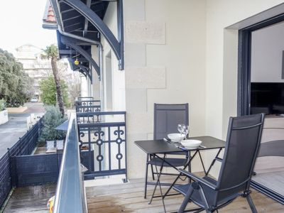 Photo for Apartment Les Jardins d'Eyrac  in Arcachon, Gironde - 2 persons, 1 bedroom