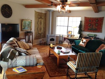Photo for 1BR Cabin Vacation Rental in Quinlan, Texas
