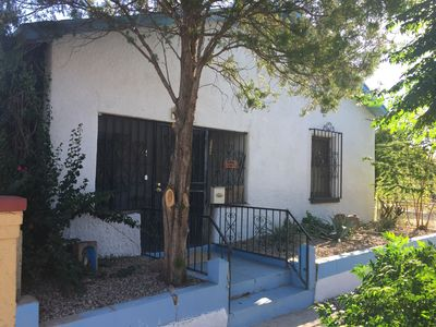 Photo for Historic Home Central Tucson. 10 min walk to Downtown Tucson
