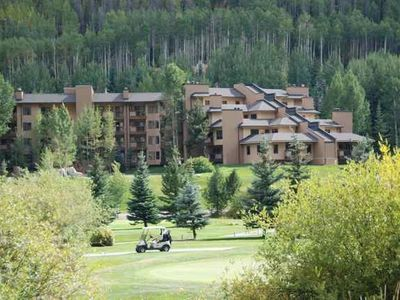 Photo for Gold Peak/Vail Golf Course - Large 2BR/2BA Condo Complete Remodel