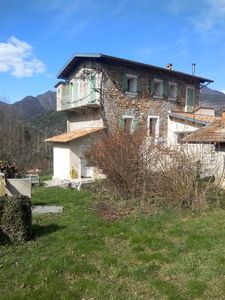 Photo for Charming 3 *** cottage in an old stone farmhouse - TV & WIFI