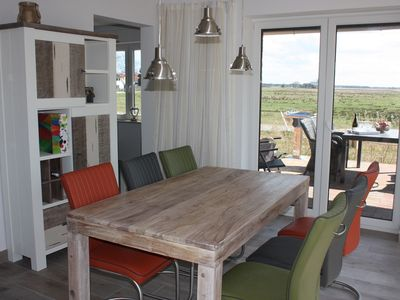 Photo for Holiday home Kormoran- 2 bedrooms up to max. 5 pers. and 2 babies - cottage Kormoran / STRÜ