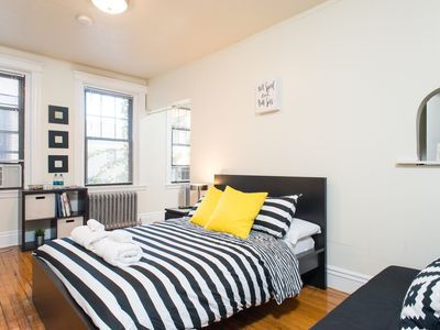 Photo for COZY Studio 5min Walk from FENWAY and more