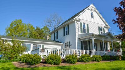 Photo for Butterfly Beach:  Create forever memories overlooking Keuka Lake