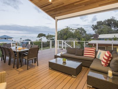 Photo for Dunsborough Sunrise ** NEW LISTING special prices, ocean views, full linen, wi-