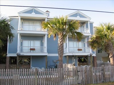 Large Beach View House in Surfside, South Carolina