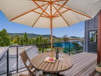 Photo for Harbour Horizons - Whangamata Holiday Home