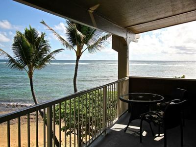 Photo for Only thing between you and the ocean is the Beach!  Top Floor, unobstructed view