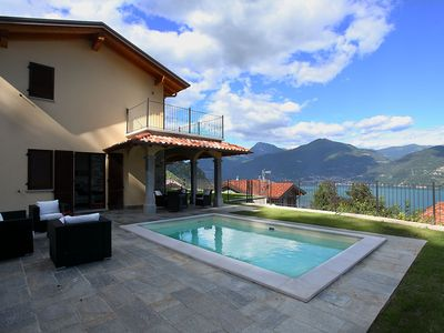 Photo for Villa Serena, Menaggio (Plesio), Italy