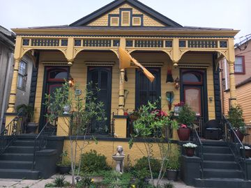 Marigny, New Orleans, LA, USA