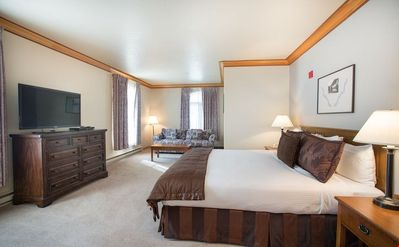 Photo for King Suite at The Inn at Solitude by Solitude Mountain Resort