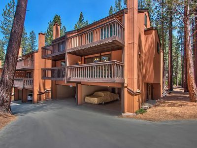 Summit Tahoe Condo With Seasonal Pool and Year Round Hot Tub