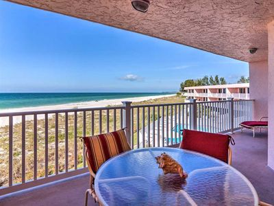 Photo for Anna Maria Island Club 26, Condo 2 Bedroom/ 2 Bath ocean view, maximum occupancy of 4 people.