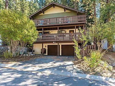 Photo for Tahoe Tyrol Chalet - Monthly