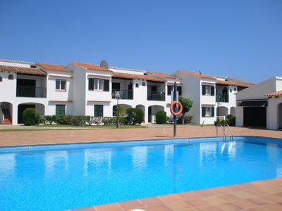 Photo for Two bedroom apartment with community Gardens and Pool
