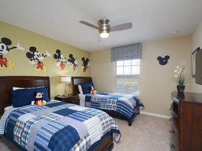 Photo for Budget Getaway - Storey Lake Resort - Beautiful Spacious 4 Beds 3 Baths Townhome - 5 Miles To Disney