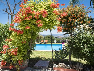 Photo for Andalusian style villa with 5 bedrooms, private pool, barbecue and Wi-Fi