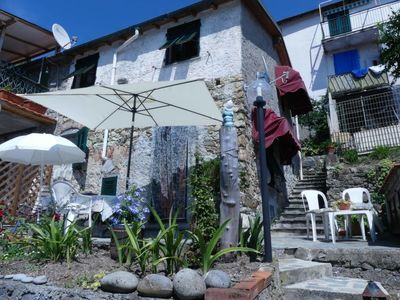 Photo for 1BR Apartment Vacation Rental in San Saturnino