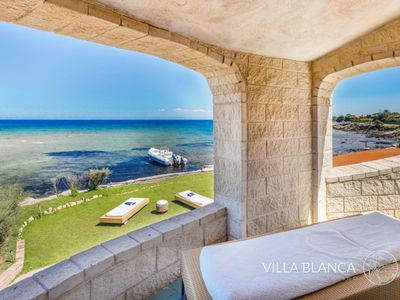 Photo for Beautiful Villa with pool and outdoor whirlpool