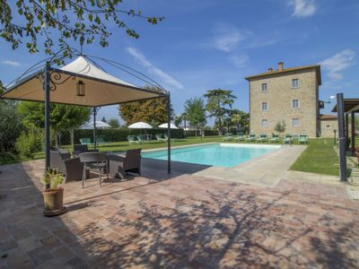 Photo for Vacation home Le Rondini  in Cortona, Arezzo, Cortona and surroundings - 20 persons, 10 bedrooms