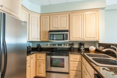 Sans Souci 209 - Fully Equipped Kitchen