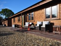 A lovely log cabin away from the bustle