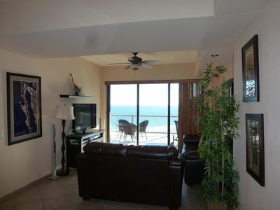 Photo for Beautiful  condo with great ocean views in Las Palomas 2B/2b