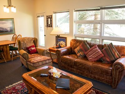 Photo for Affordable 1 Bedroom East Vail Condo #2A. Hot Tub and Free Shuttle.