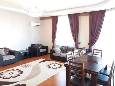 Photo for Caspian Suite72, in the center of Baku,near metro station