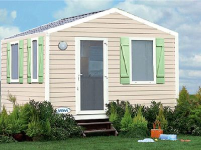 Photo for Camping Les Chenes Blancs **** - Mobile home 2 Rooms 3 Persons