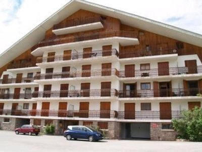 Photo for 2 rooms in AURON full south massive mercantour close to the slopes