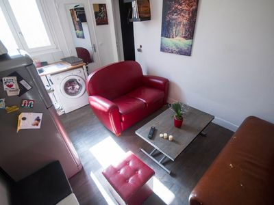 Photo for 2 rooms near the Canal Saint Martin
