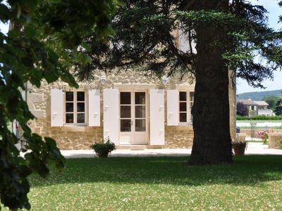 Photo for Les Agnelles, charming holiday home, 6 p., in the Drôme Valley, Gate to Provence
