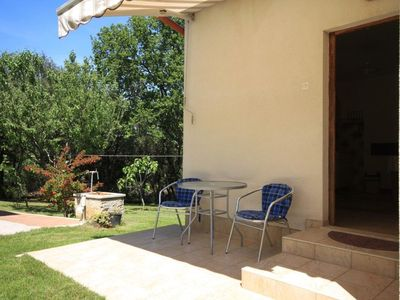 Photo for One bedroom apartment with terrace Banjole (Pula)