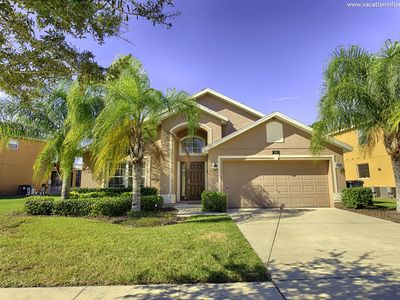 Located on a Prestigious Gated Community, Watersong Resort in Davenport, Florida