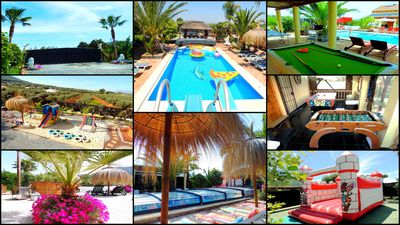 Photo for HEATED POOL-2 HOT TUBS JACUZZIS-4G WIFI-A.C-POOL TABLE-AIR HOCKEY-TABLE TENNIS