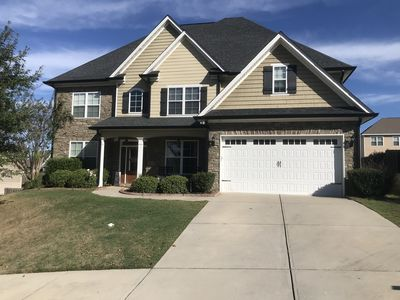 Photo for Well Maintained, Comfortable Home Available For Masters, Near Champions Retreat