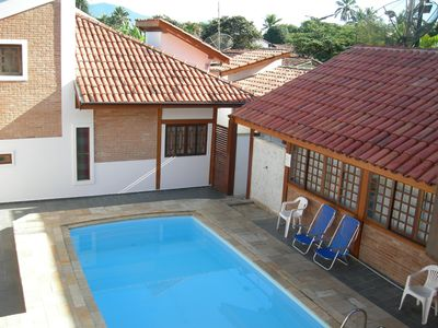 Photo for CHALET TIÊ ILHABELA - 2 to 4 people - Nov from 2p working day + tx limp