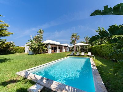 Photo for Chalet in Cap den Font with lots of Menorca's charm.