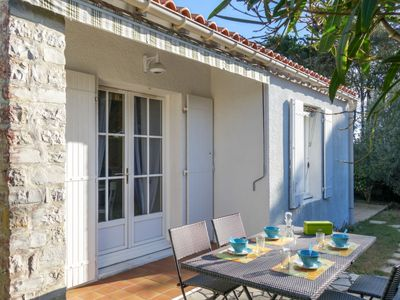 Photo for Vacation home Les Grillons in Saint Palais sur mer - 4 persons, 2 bedrooms